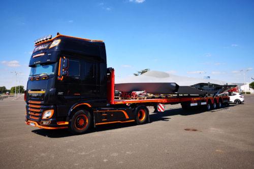 transport matériel manifestation